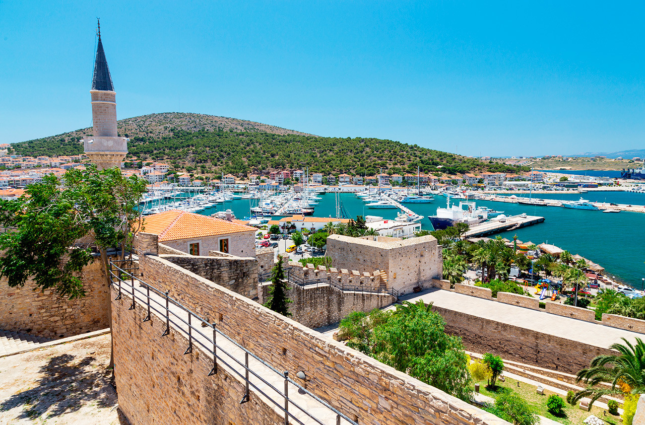 Cesme Peninsula (Turkey)