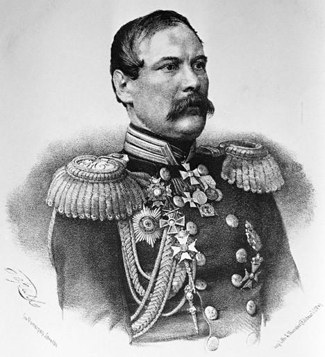 General Eduard Totleben.