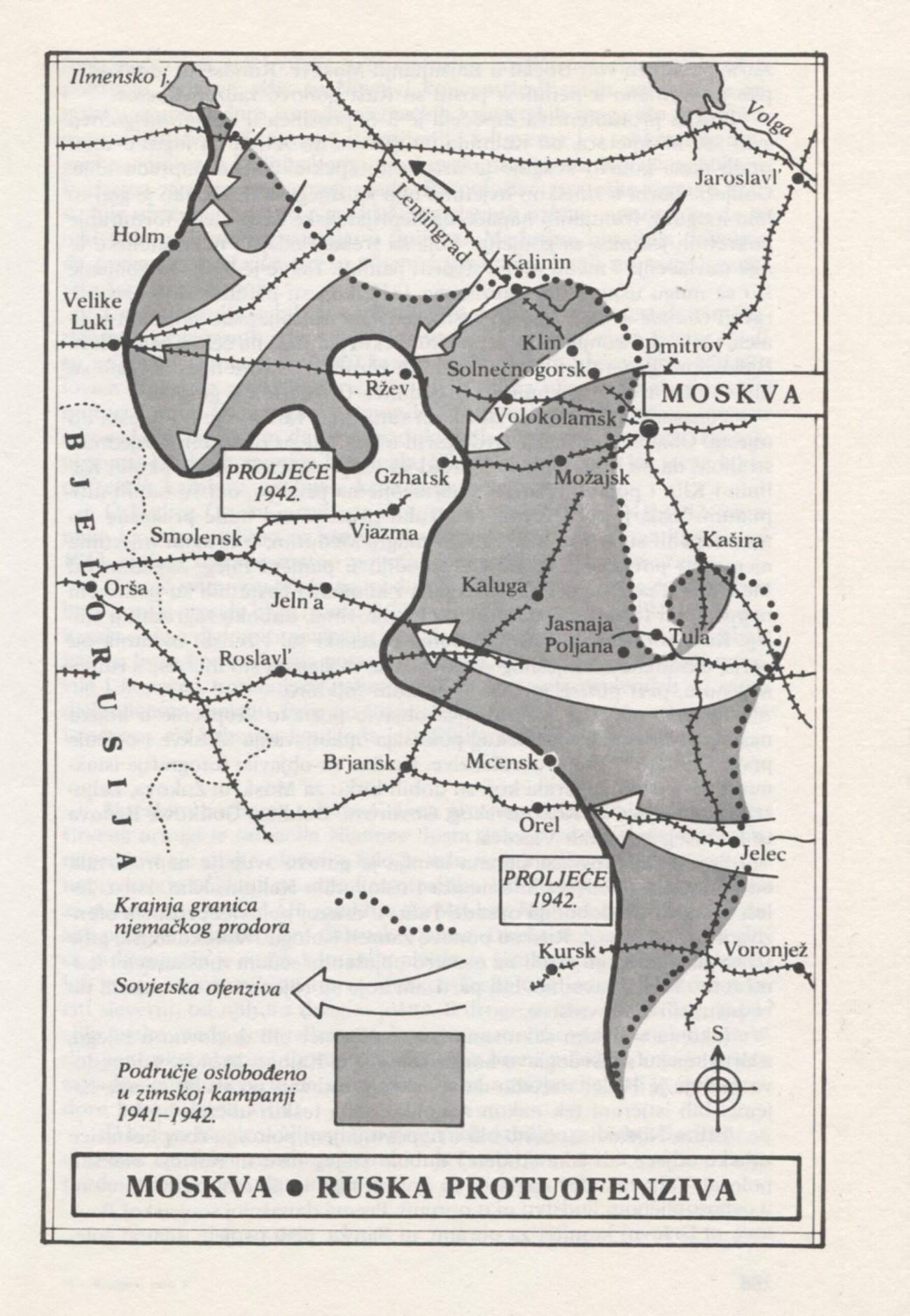 Sovjetska kontraofenziva 1941.