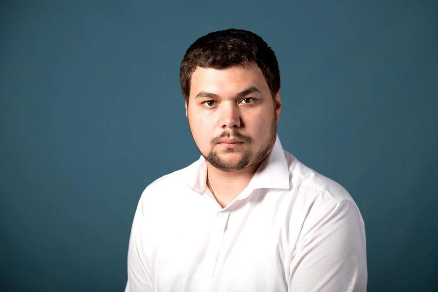 """Oleg Melnikov, imprenditore e capo dell'organizzazione """"Alternativa"""", che si occupa di liberare gli schiavi moderni"""
