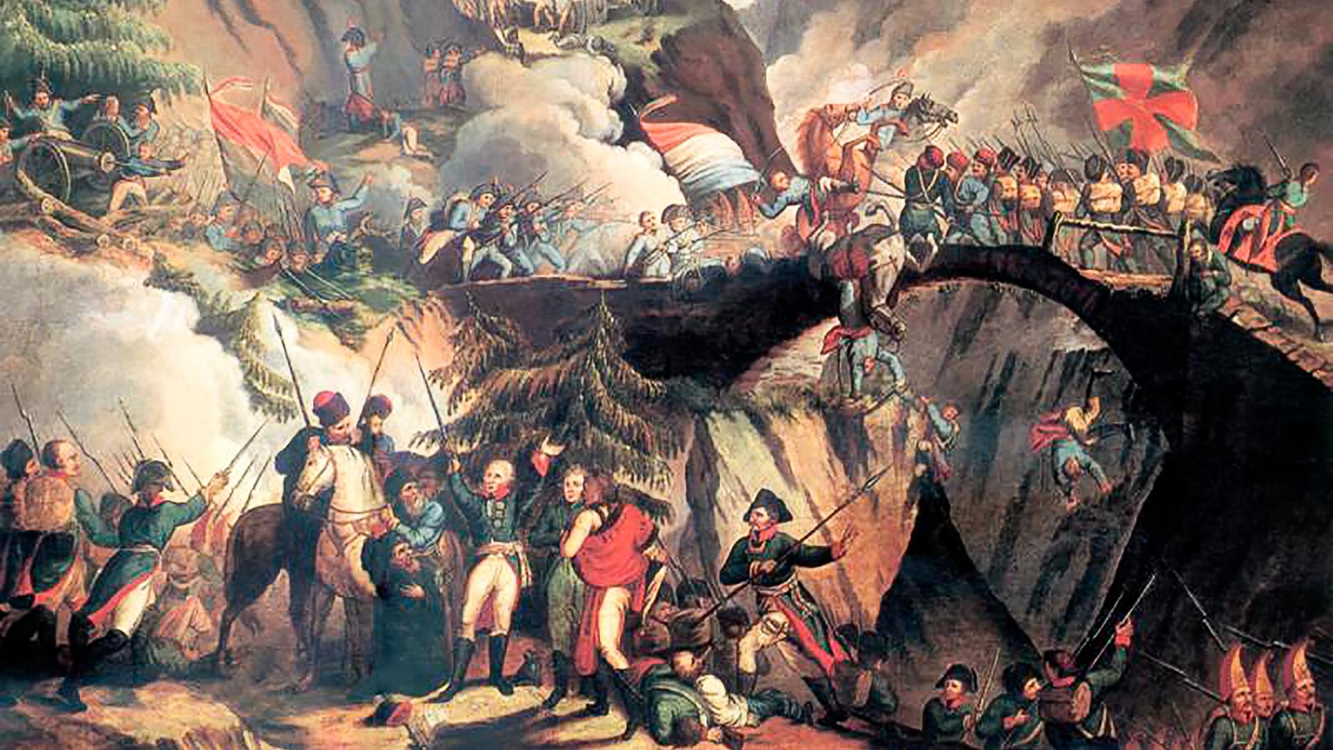 Битката при Дяволския мост