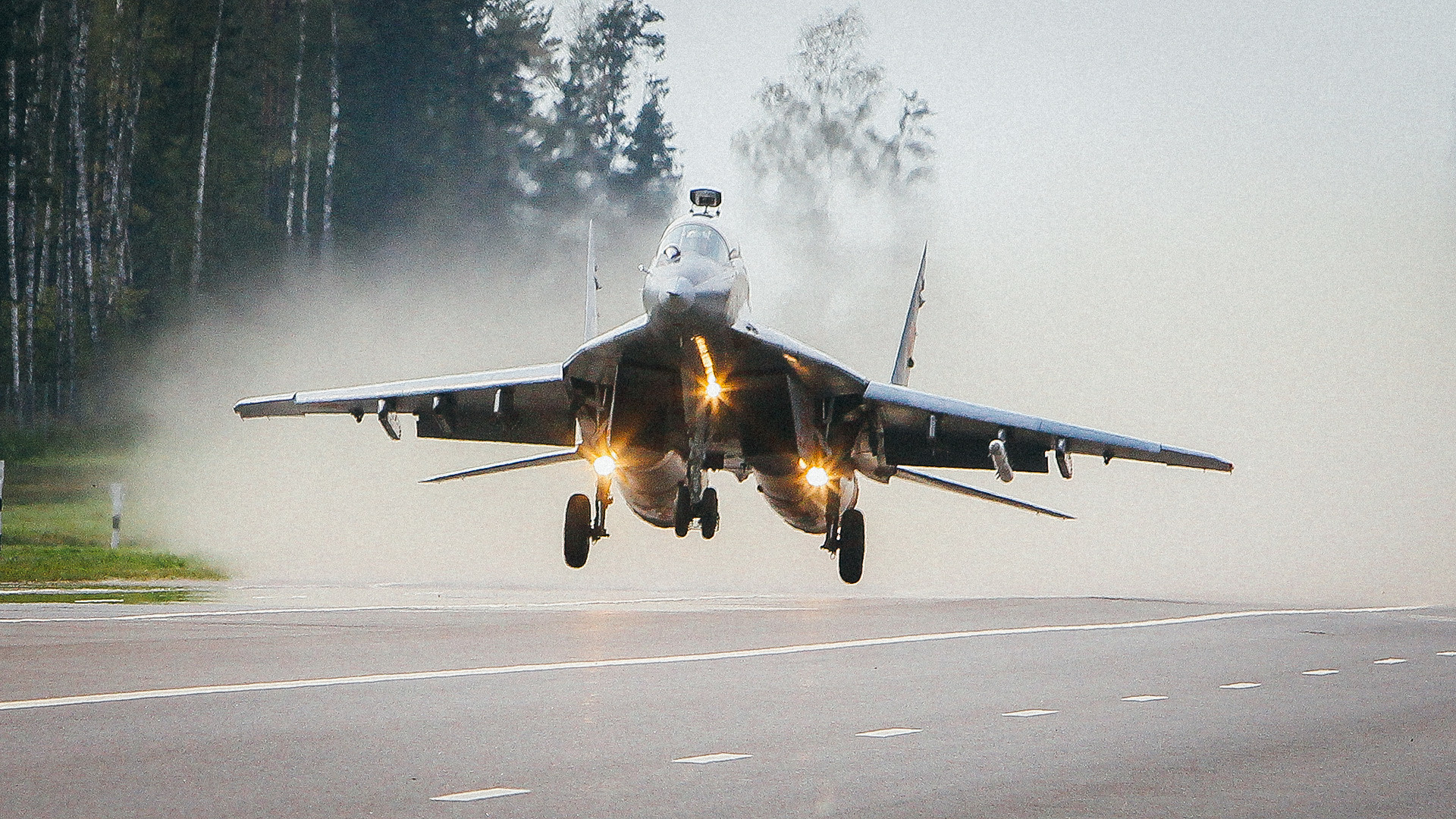 The MiG-29 has unique characteristics that allow it to perform unthinkable aerobatic maneuvers