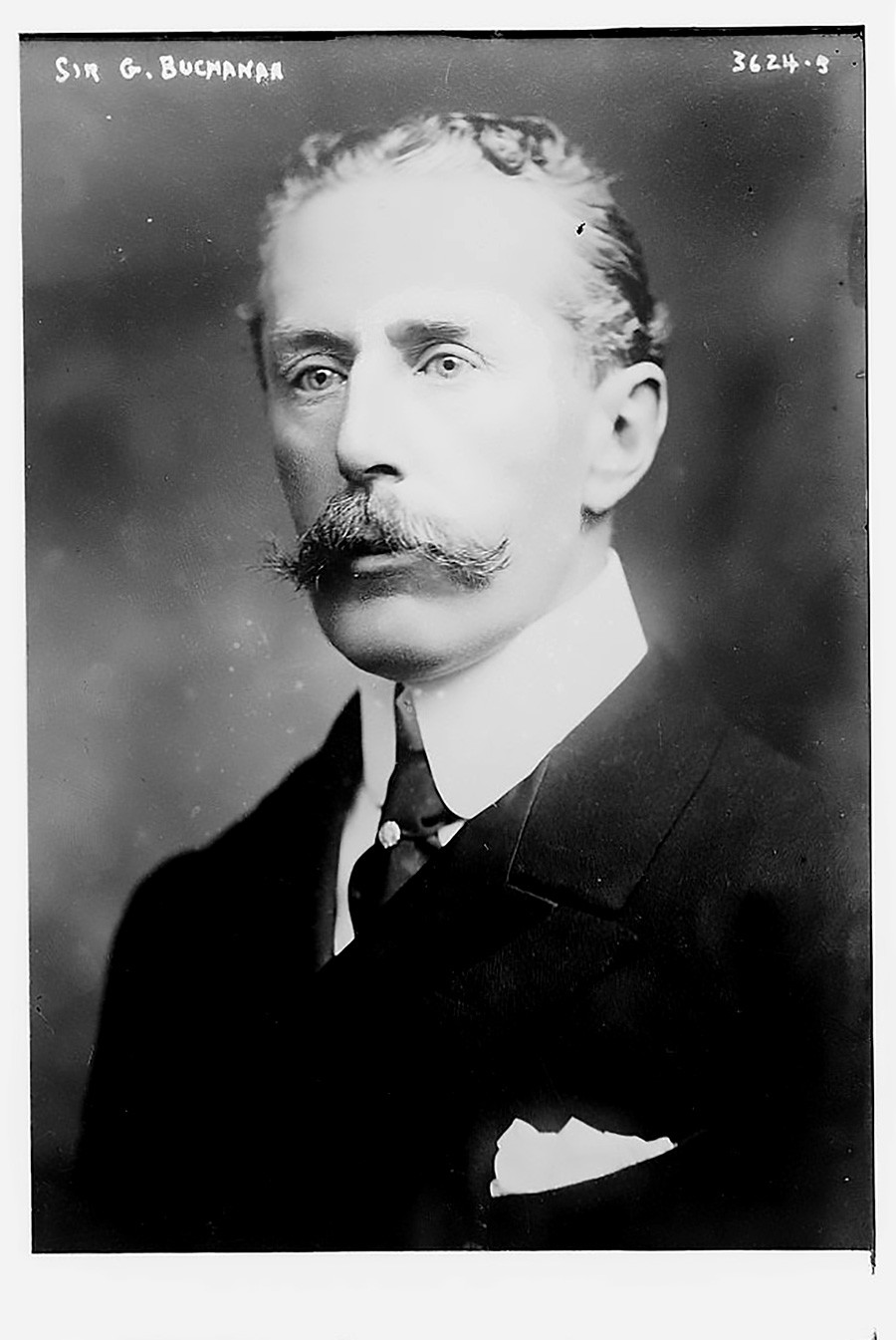 Sir George William Buchanan leta 1915