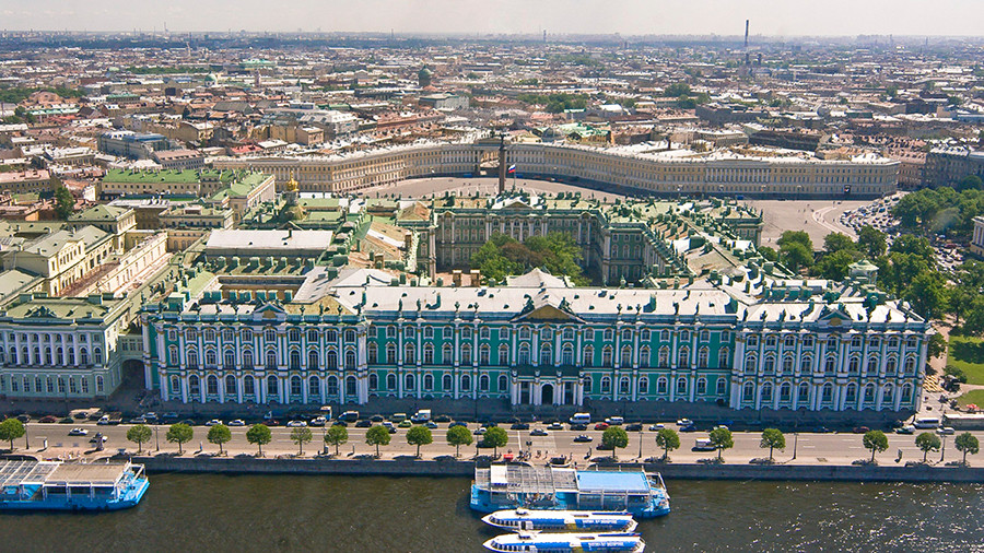Winter Palace (outside view)