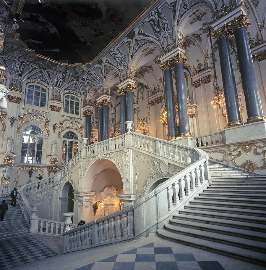 Winter Palace (inside)