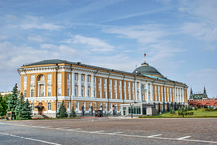 Senate Palace (outside view)