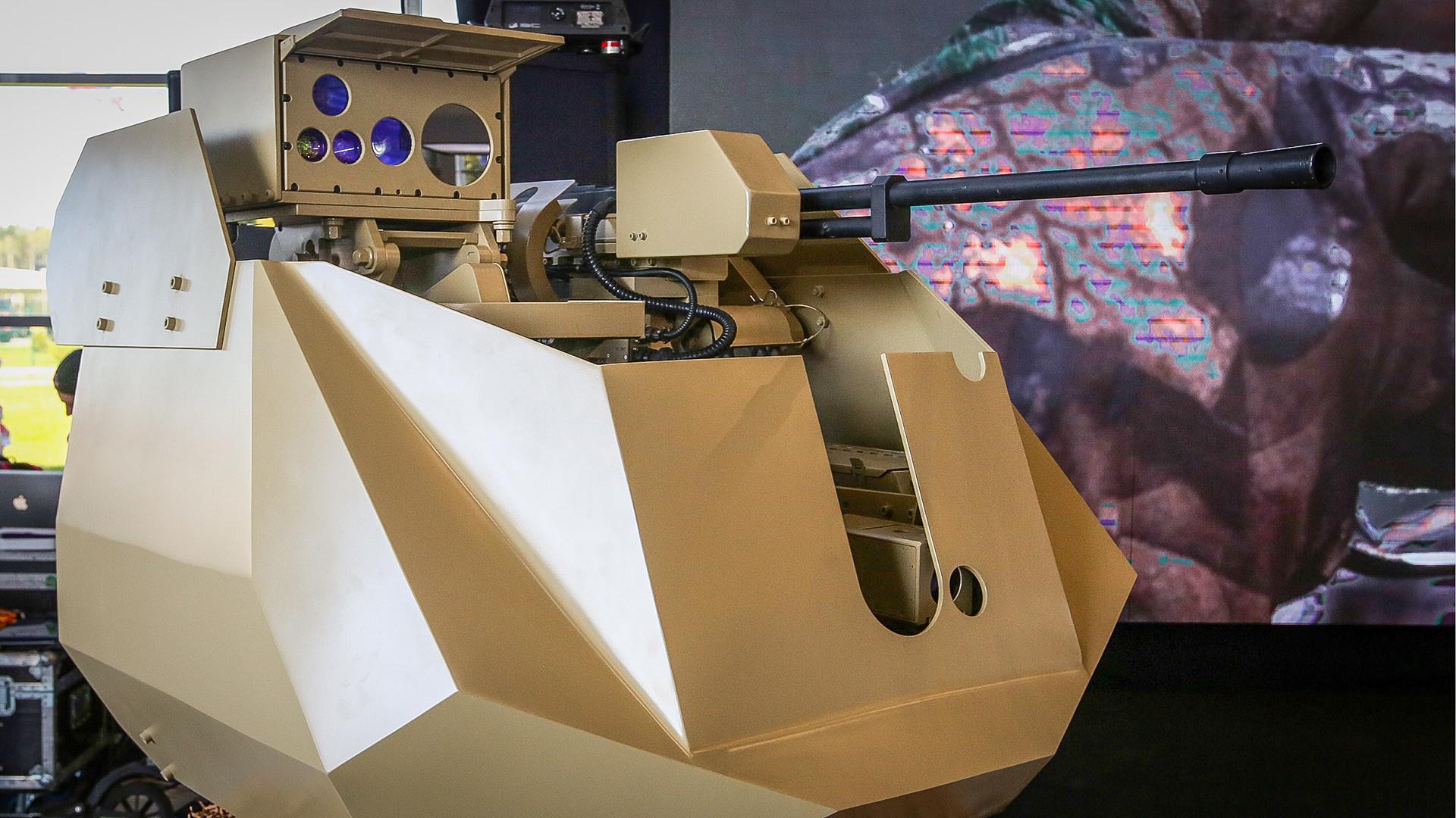 Resultado de imagem para forças Armadas russas receberão novos robôs de inteligência artificial