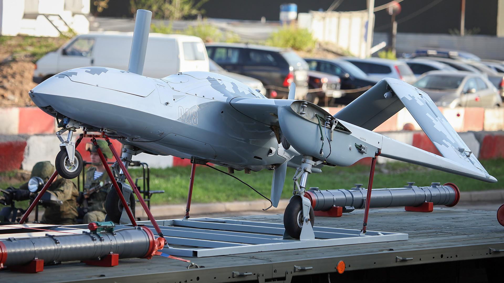 無人航空機「コルサル」