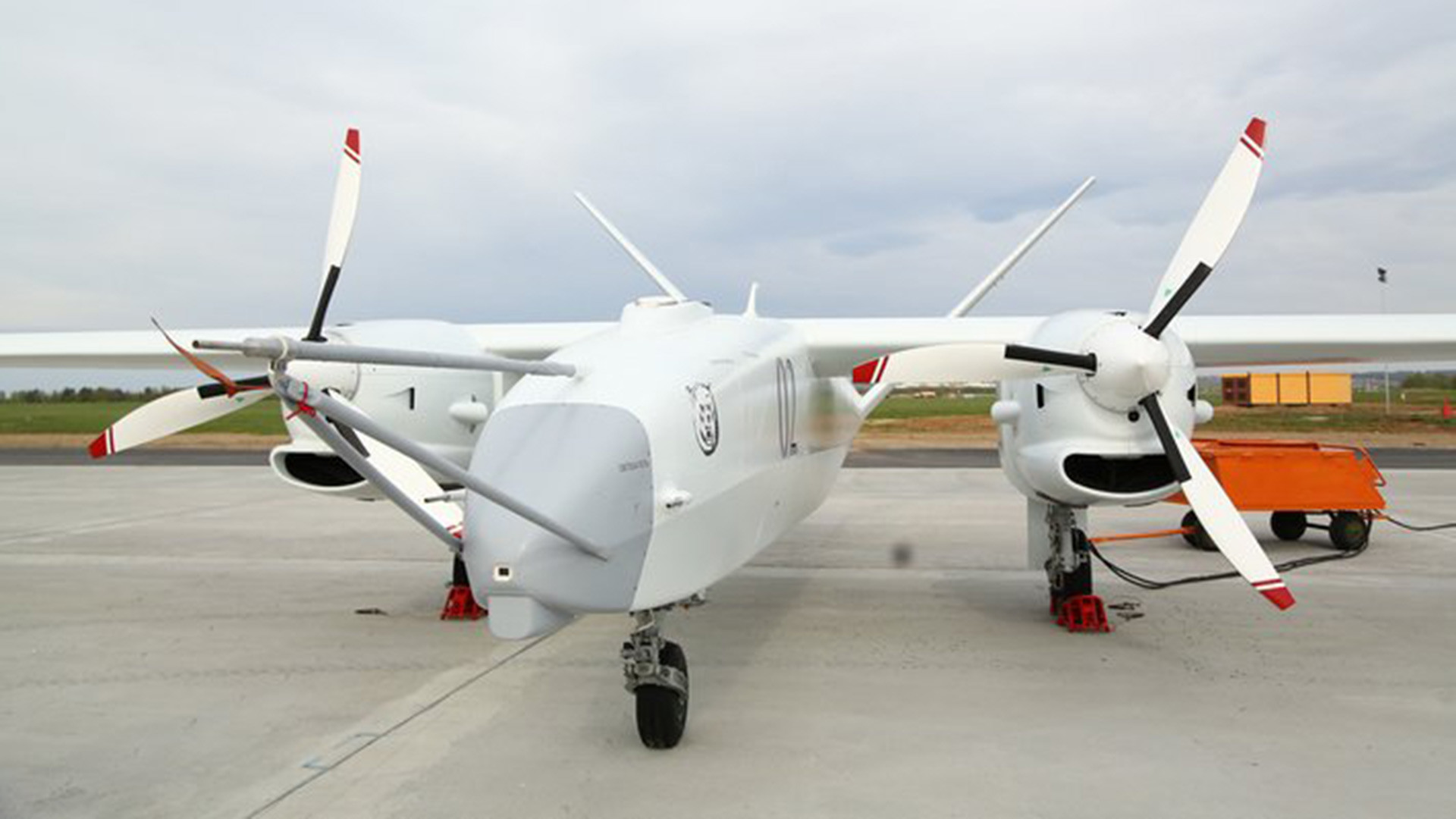 無型の無人機「アリチウス」