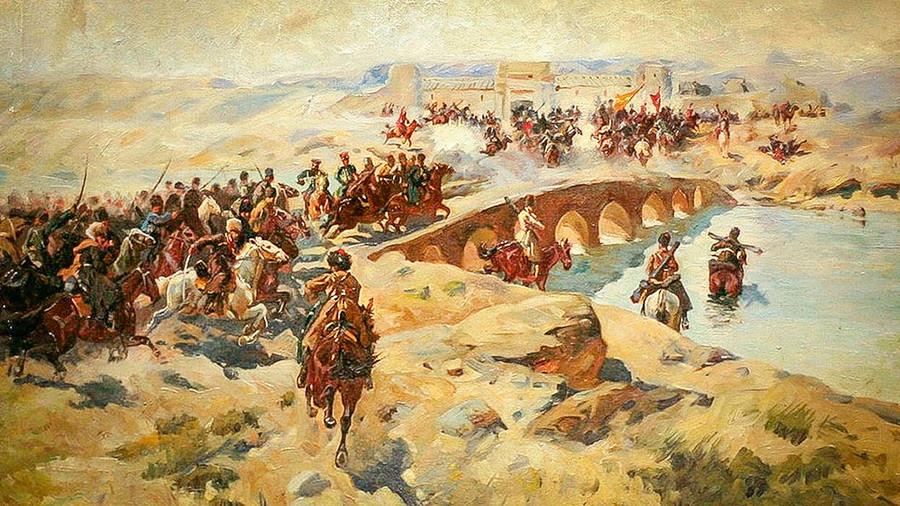 Битка код Панџдеха (Битка код Кушке).