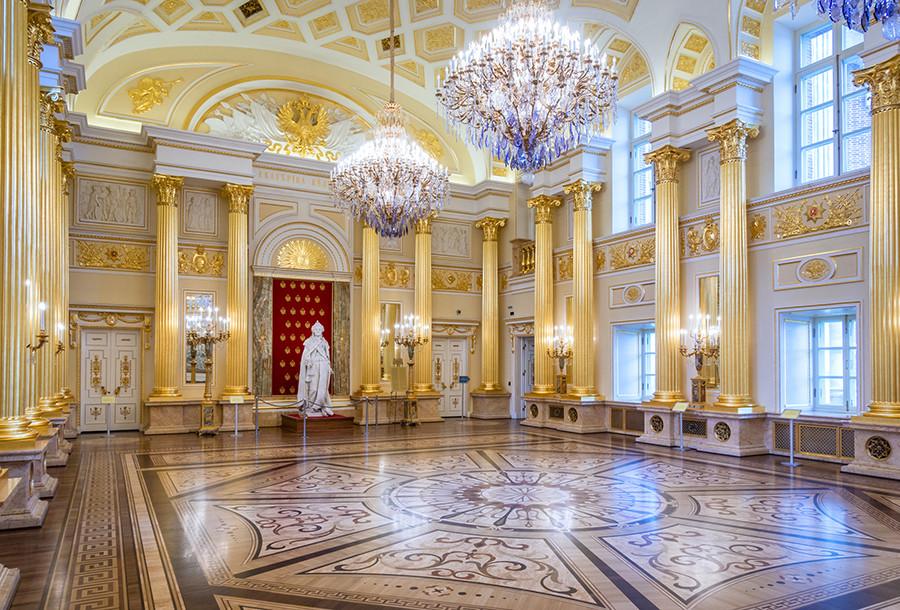 ツァリツィノ宮殿