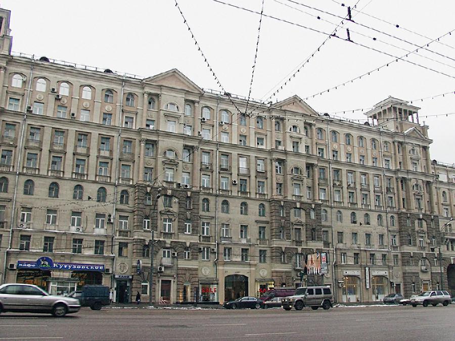 クトゥゾフスキー大通