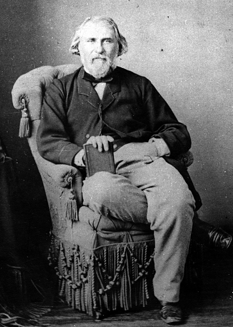 Ivan Turguêniev