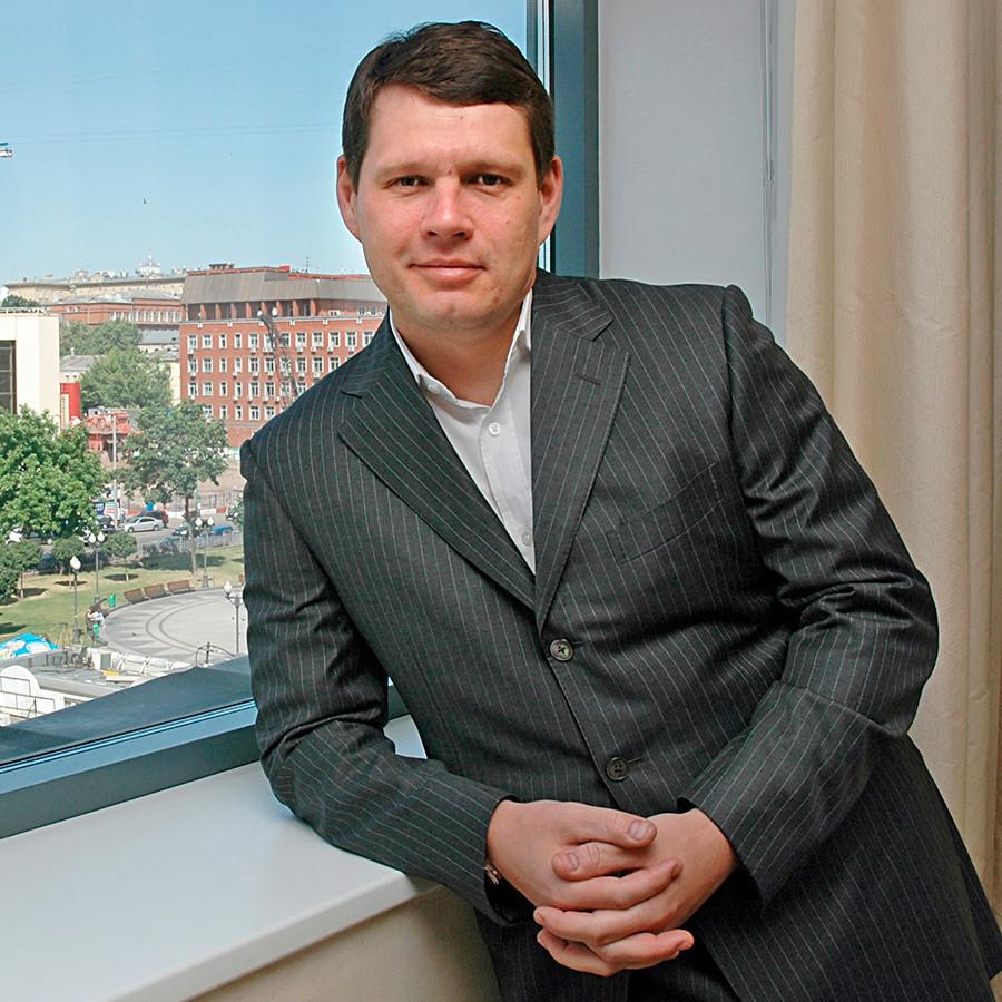 Alexander Svetakov