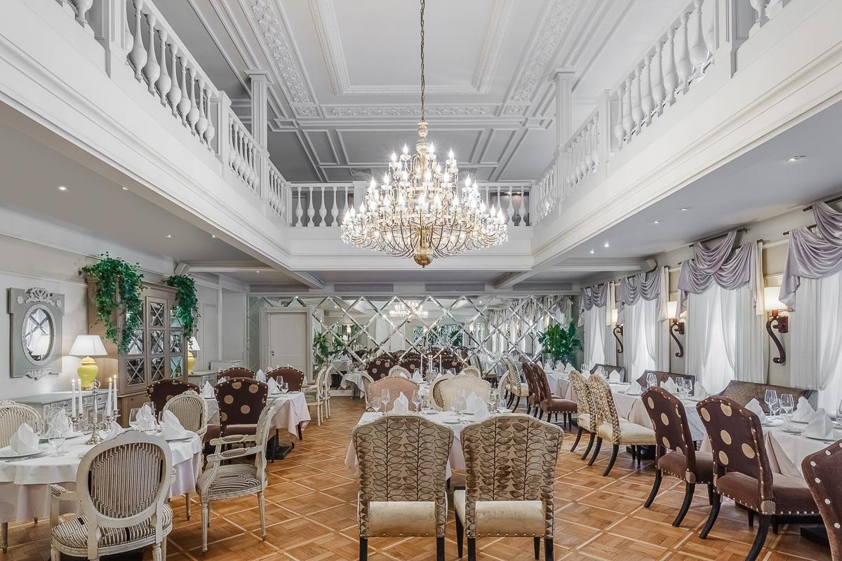 Restoran Gusyatnikoff