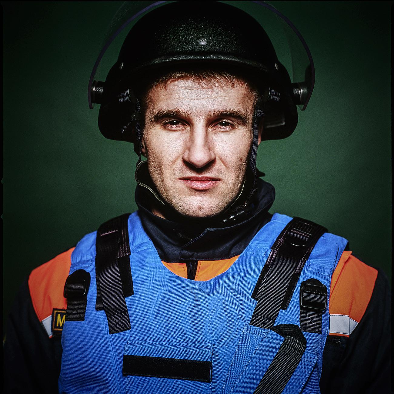 Maksim Chernenkov (31).