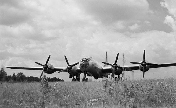 Бомбардировач Ту-4