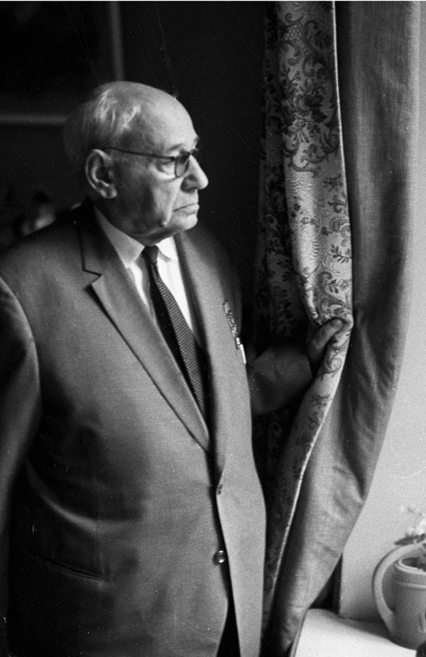 Андрей Туполев, 1968 г.