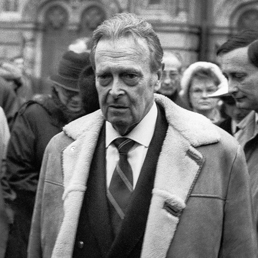 Vladimir Kirillovich Romanov (1917-1992), son of Grand Duke Kirill Vladimirovich and Head of the House of Romanovs until his death.