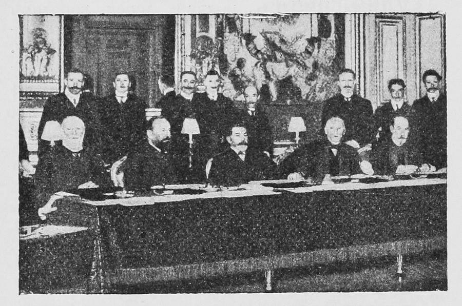 ドッガーバンク事件を調査するための国際委員会。