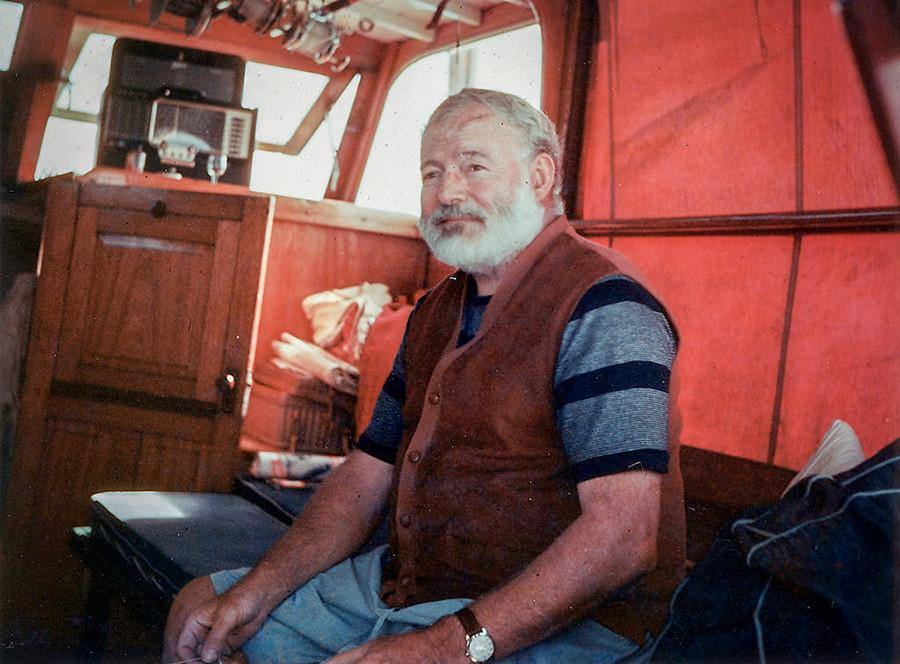 Ernest Hemingway menghormati Dostoevsky tetapi menemukan gayanya sulit untuk dihadapi.