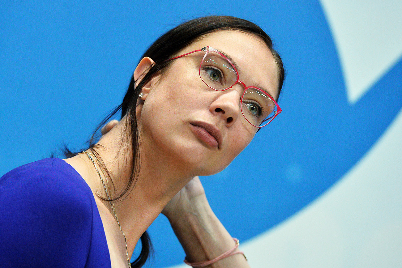 Yekaterina Gamova / Maksim Bogodvid / RIA Novosti
