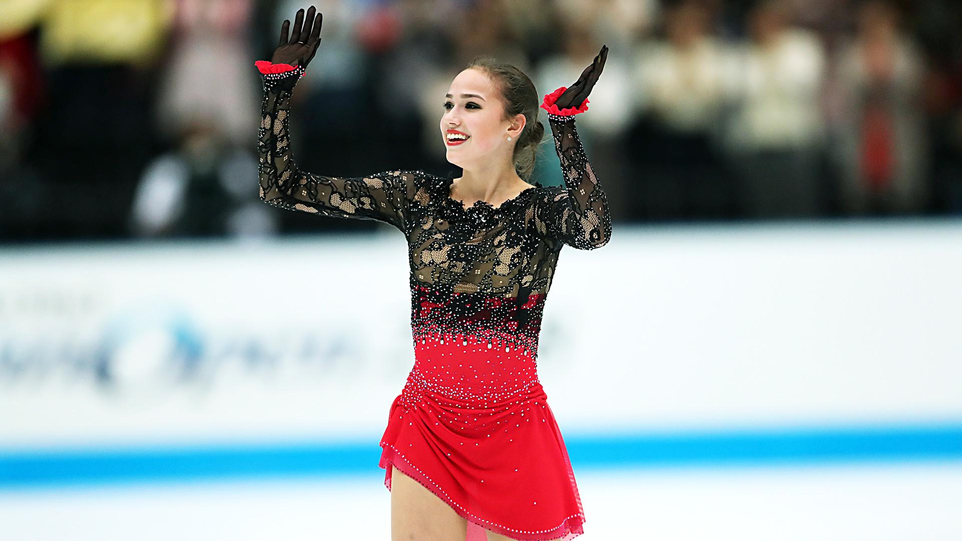ロシアのフィギュアスケート選手が打ち立てた5つの世界記録(動画 ...