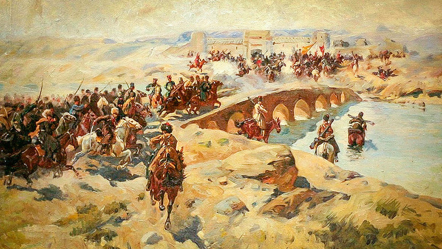 Битката кај Паџдех (Битката кај Кушка)