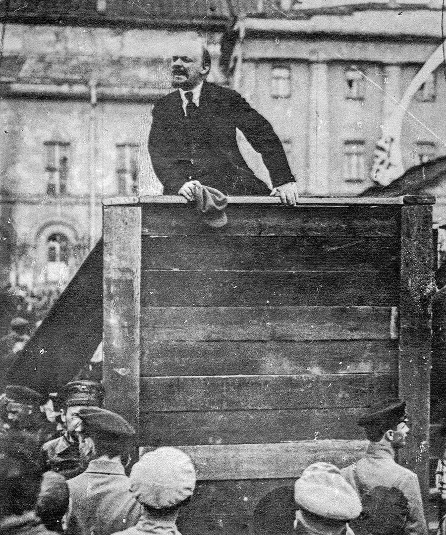 Vladimir Lenin.