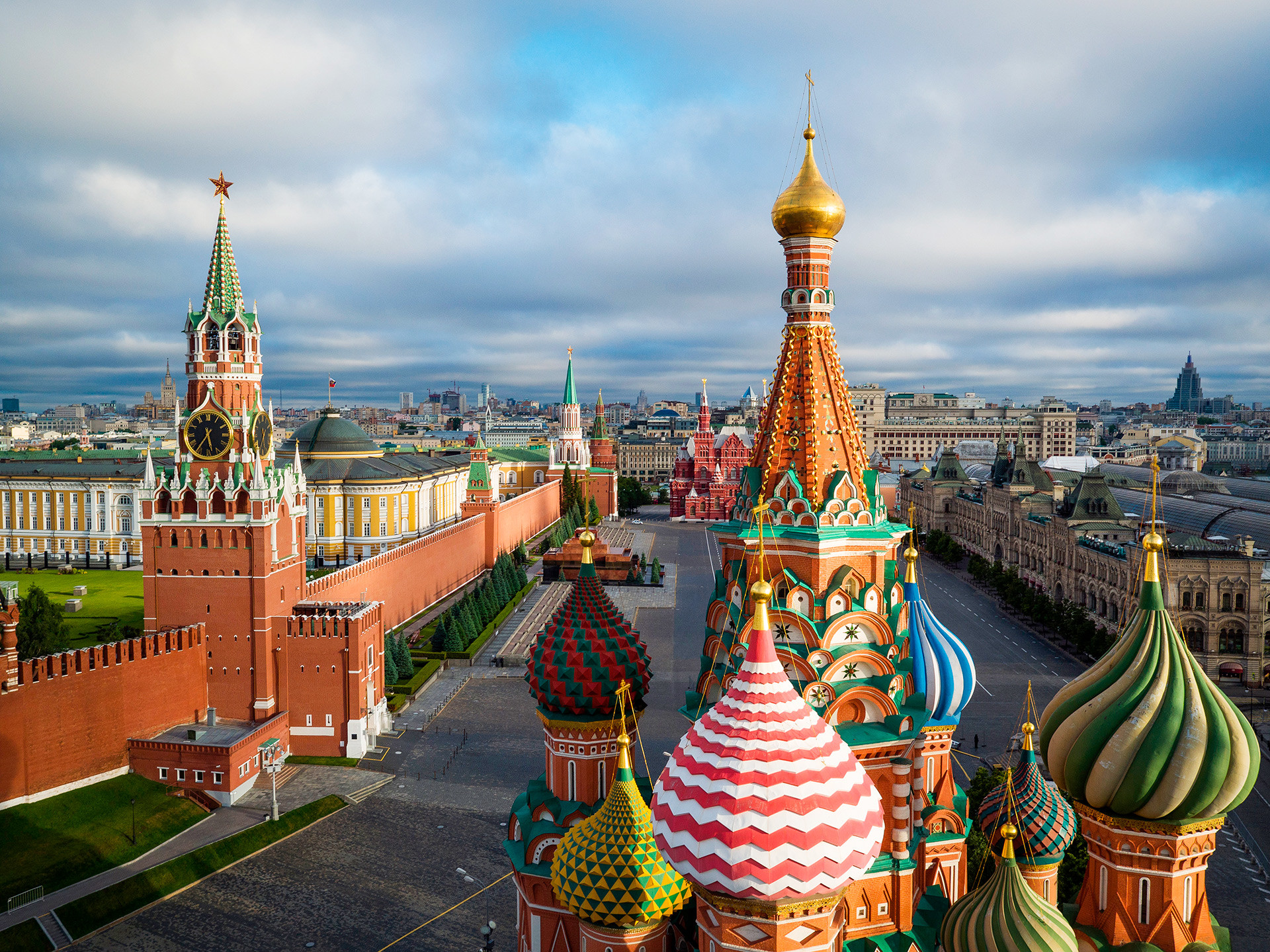 5 must-visit places in Moscow - Russia Beyond