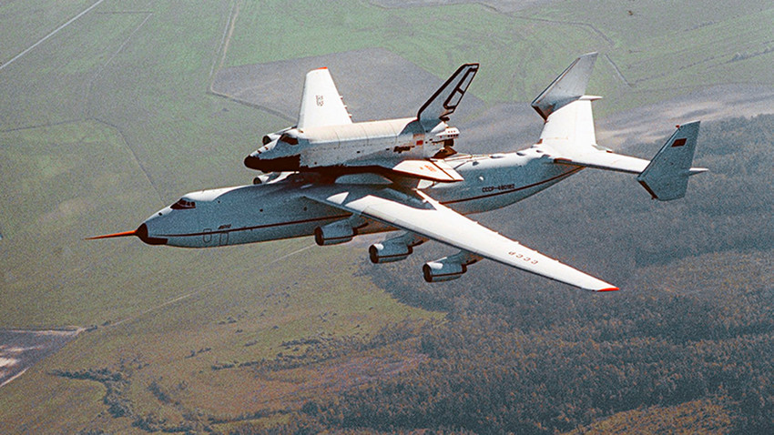 Lebih Baik Daripada Buatan Amerika Kenapa Uni Soviet Meninggalkan Proyek Pesawat Ulang Aliknya Russia Beyond