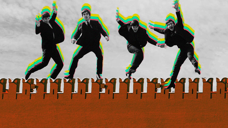 Картинки по запросу Back in the U.S.S.R The Beatles 2018