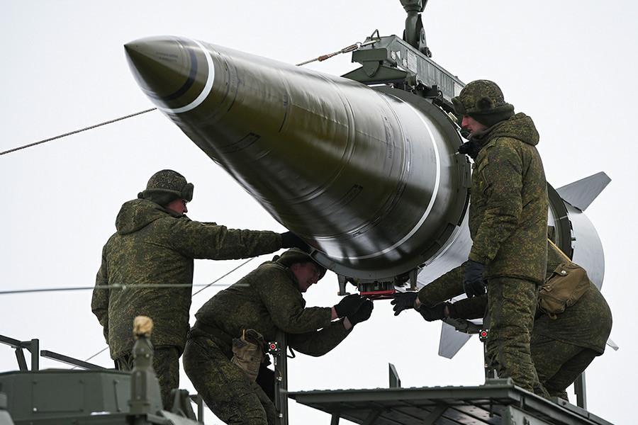Misil Apa Saja yang Akan Dikembangkan Rusia Setelah AS Keluar dari Traktat INF   Russia Beyond