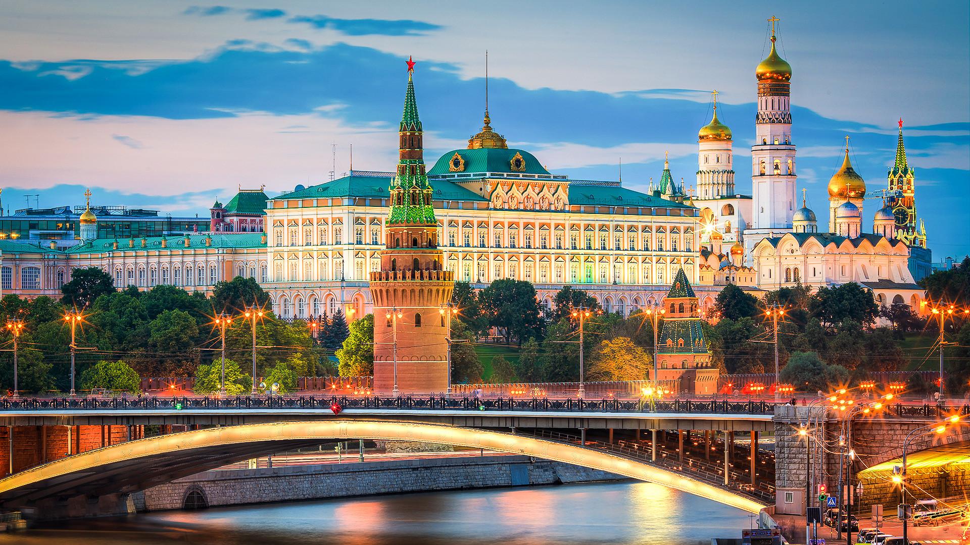 Comment le Kremlin de Moscou est devenu le symbole du pouvoir ...