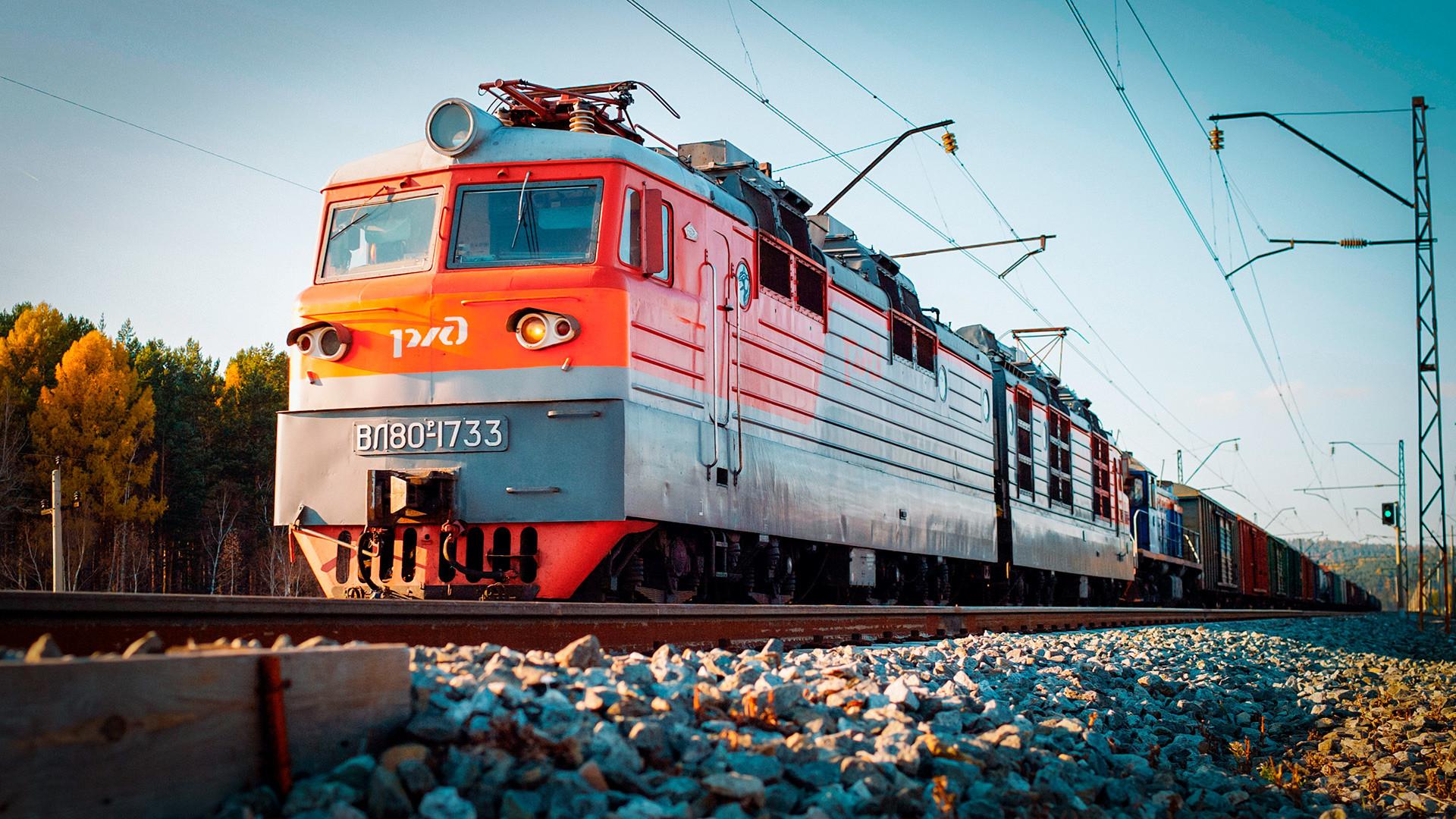 世界最長の貨物輸送路に関する10の事実(写真特集) - ロシア・ビヨンド