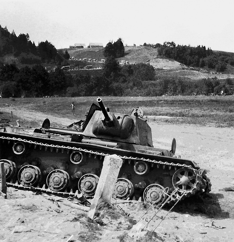 Soviet 'Fury': How one tank stopped a whole German division