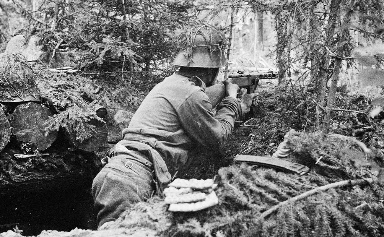 Карелија, јул 1944.