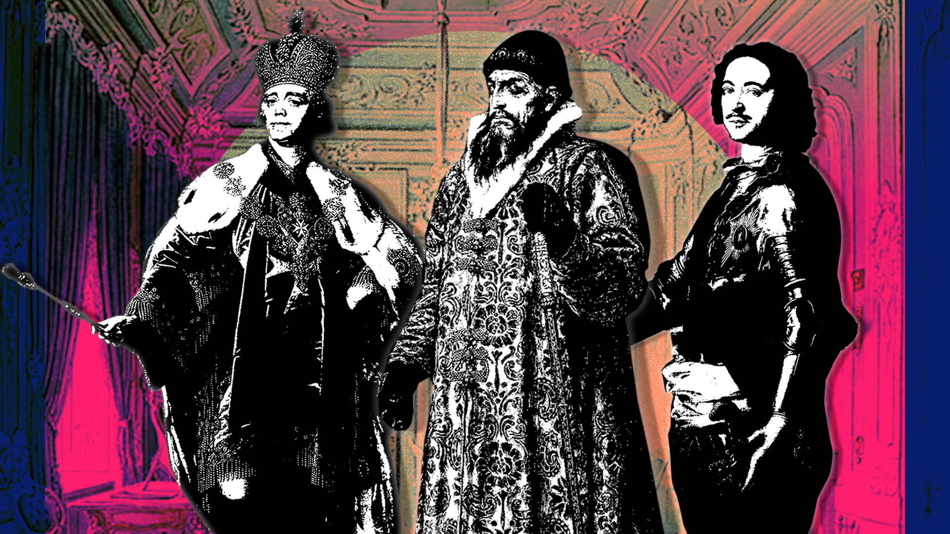 The madness of 3 Russian tsars, and the truth behind it
