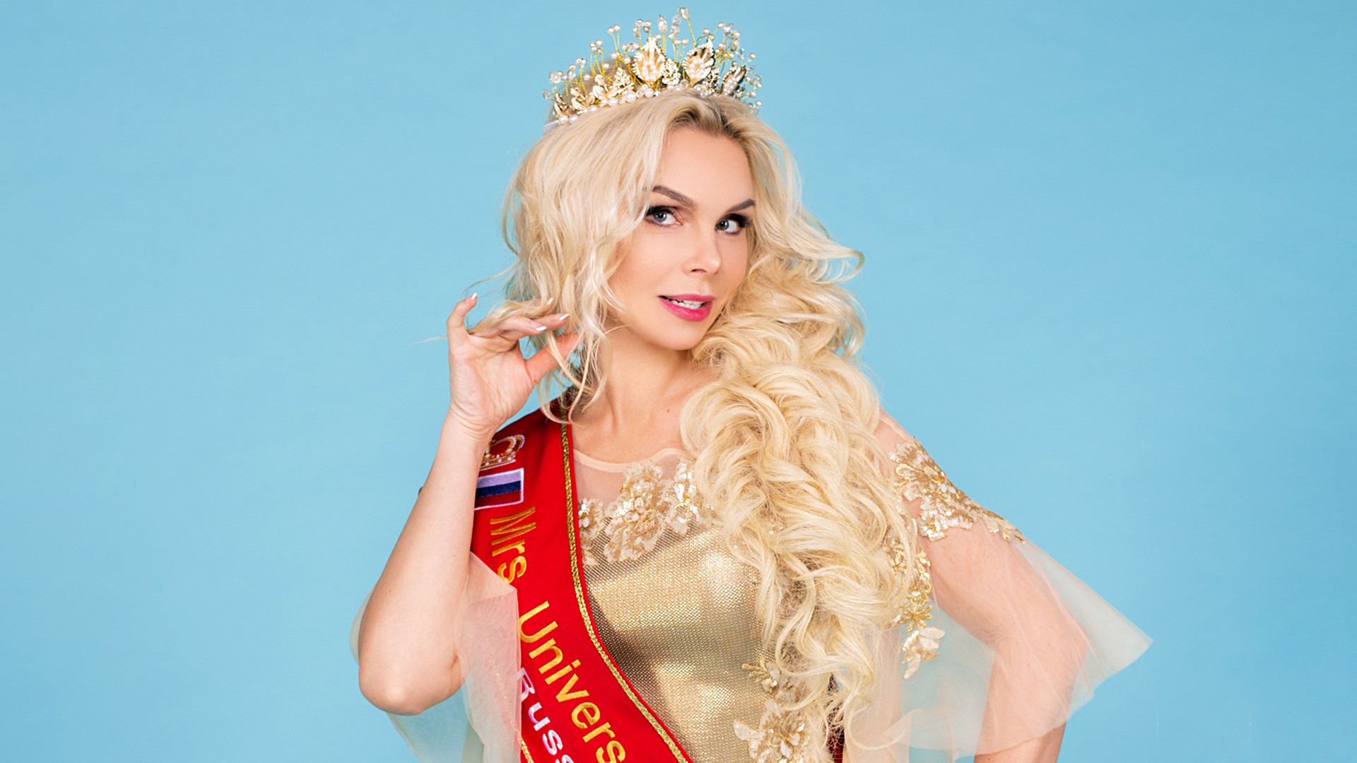 12 beauty tips from the 12-year-old Russian participant in Mrs