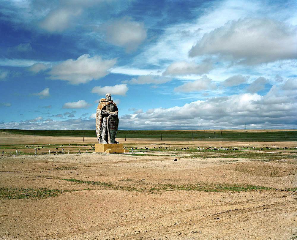 41ª Divisão de Rifle, Mongólia
