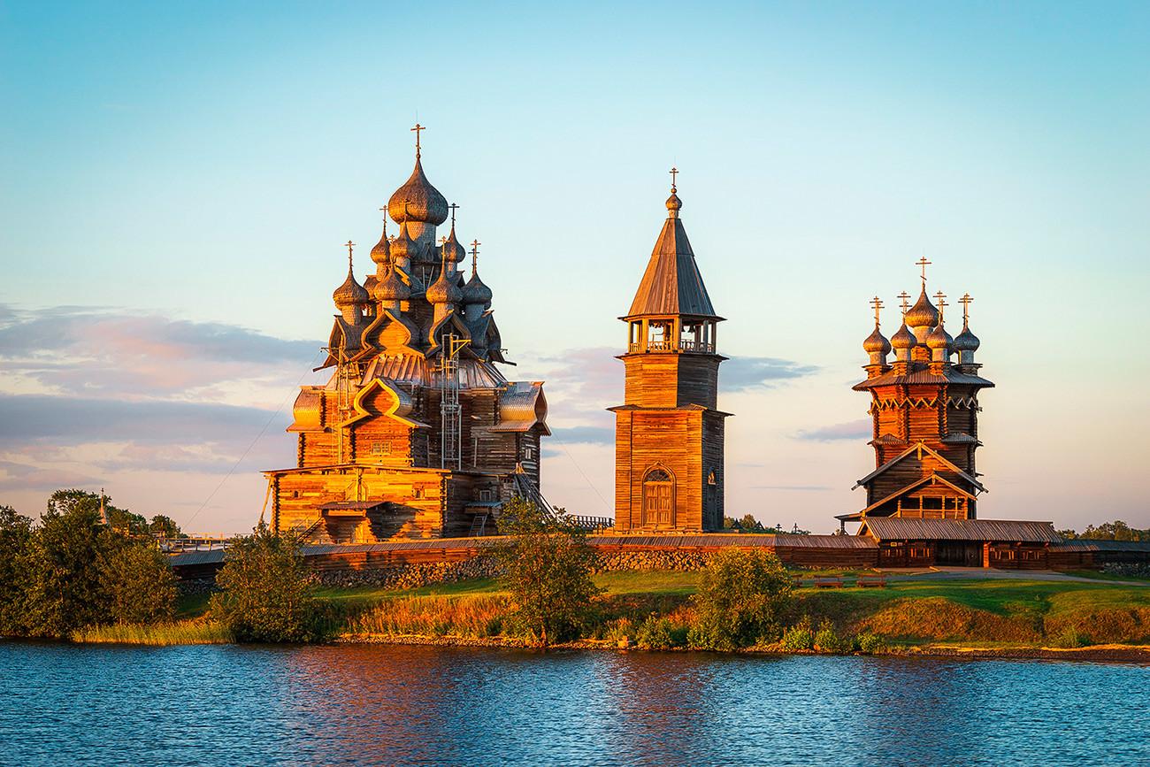 Самые интересные места в россии