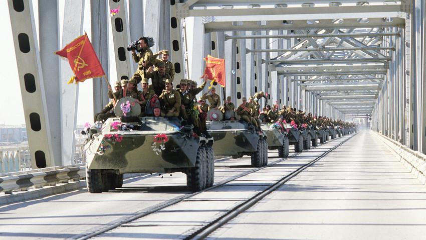 Por qué la URSS envió tropas a Afganistán? - Russia Beyond ES