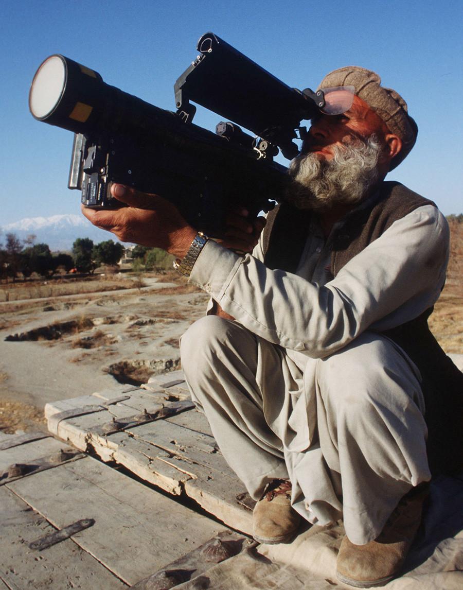アフガニスタンでソ連軍はいかにして米軍の「スティンガー」ミサイルを捕獲したか