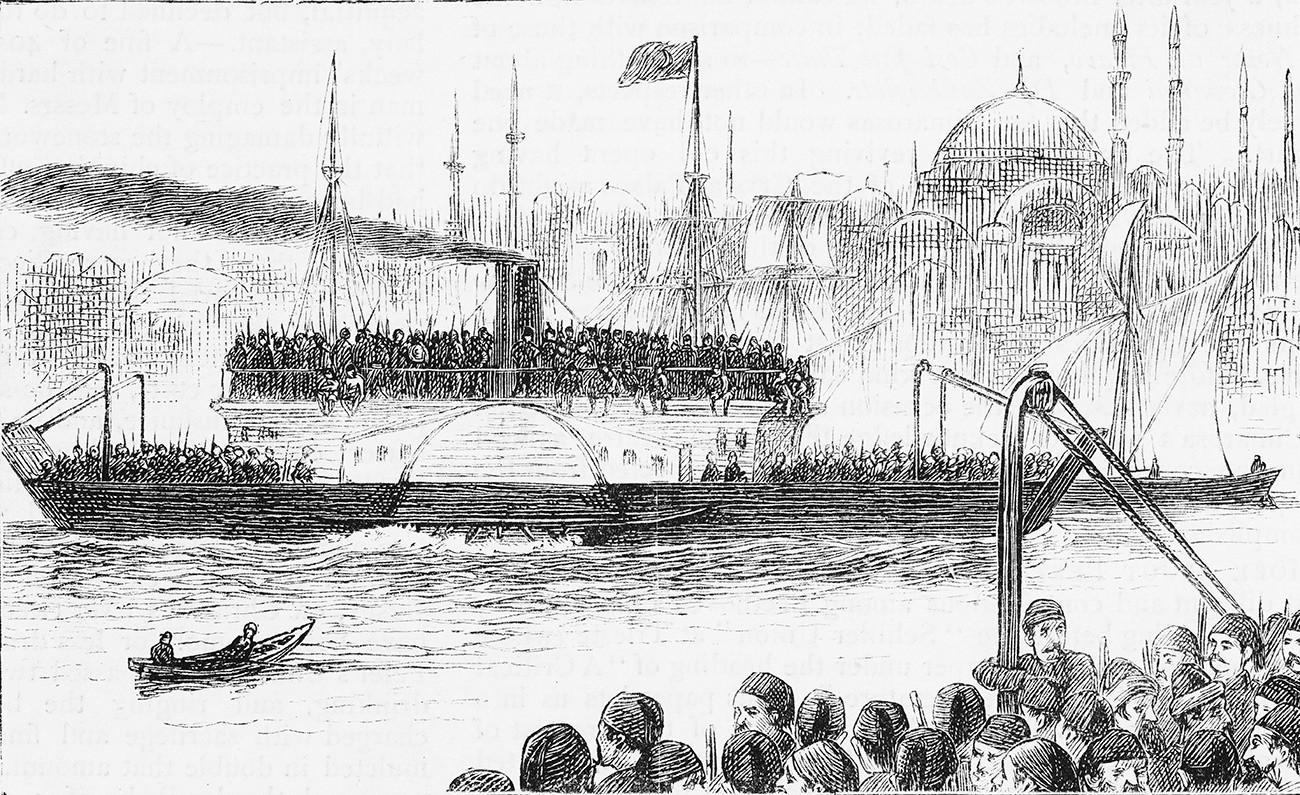 Rusko-turski rat.