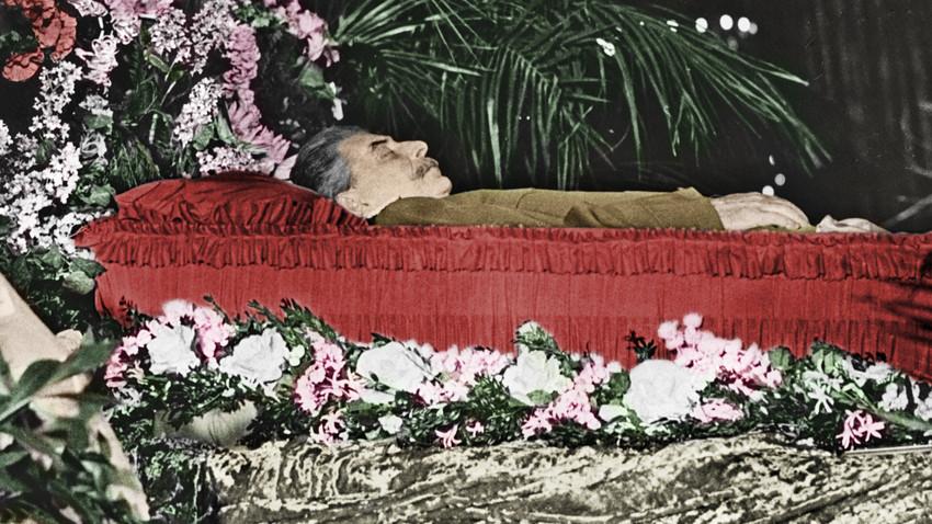 ヨシフ・スターリンの死と国葬