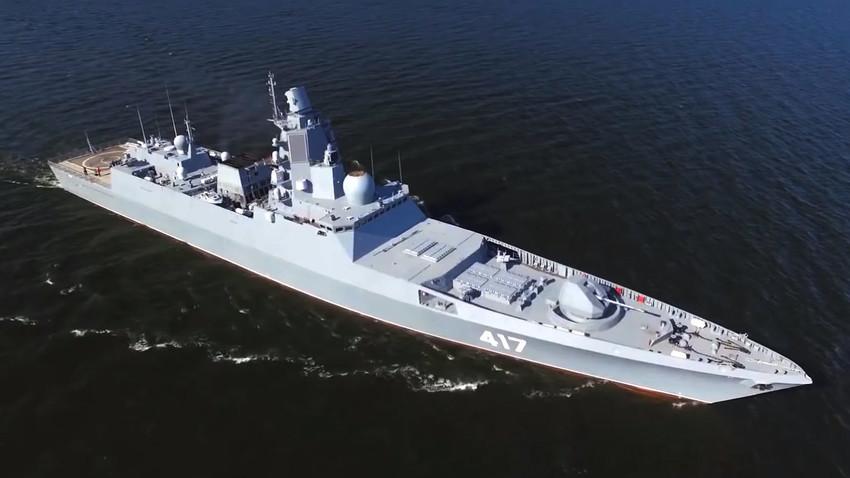 """""""Адмирал Горсхков"""" ракетна фрегата"""