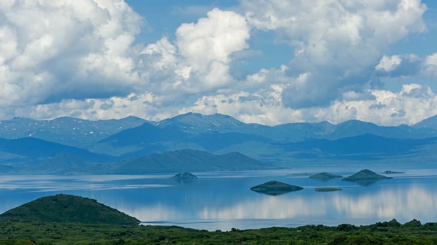 Kamchatka, Lejano Oriente ruso.