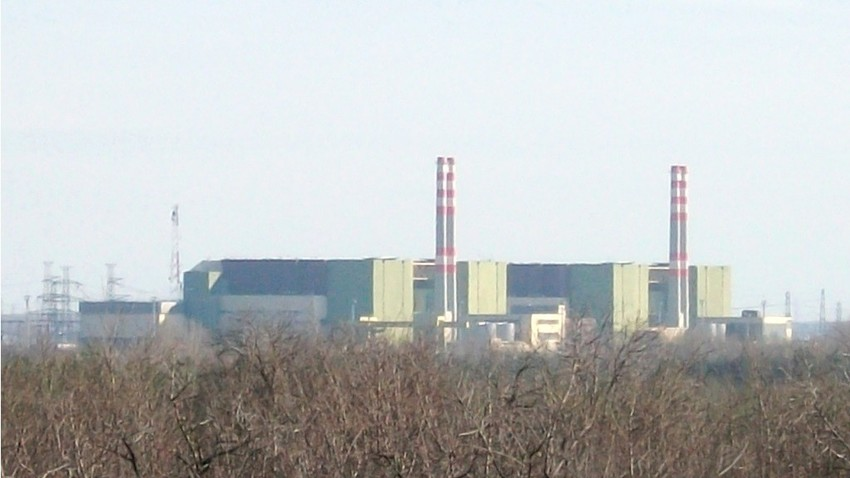 Jedrska elektrarna Paks