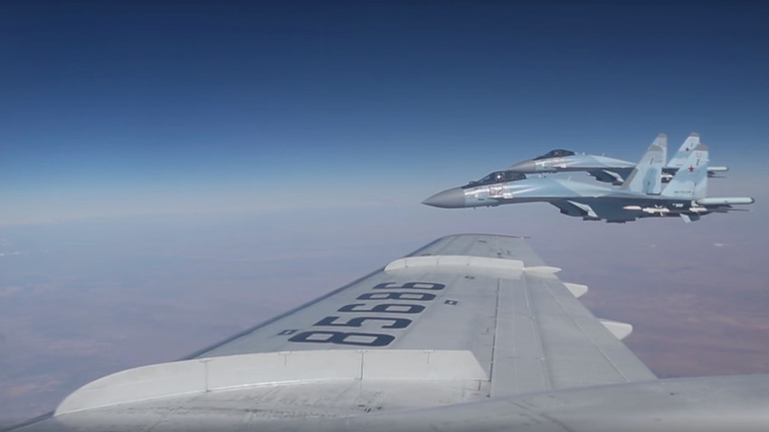 Скриншот из видео-снимка.