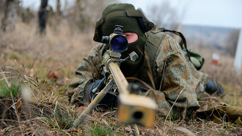 Ratnik-2 creators to develop new sniper rifle for Russian ...